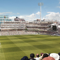 the south western project at Lord's