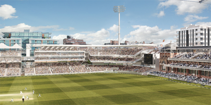 The Masterplan for Lord's