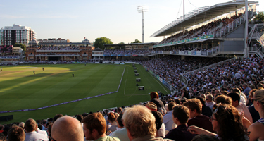 Lord's T20 crowd