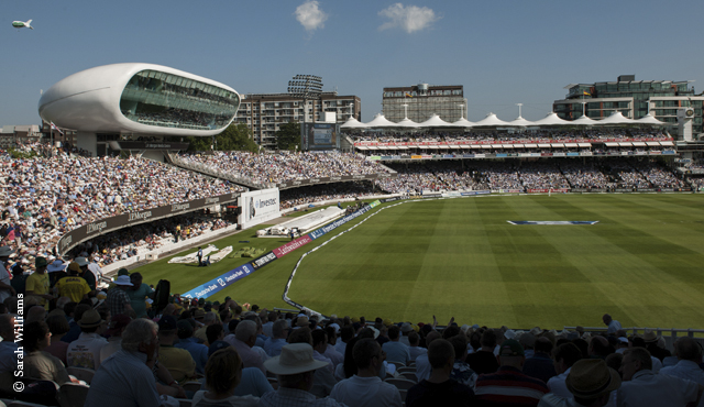 Lord's at capacity during the 2013 Ashes