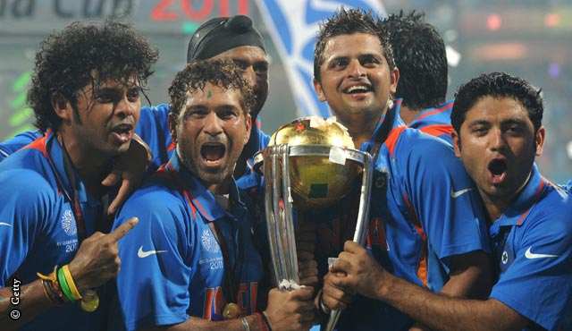 India are the World Cup holders