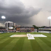 rain stopped play at lord's