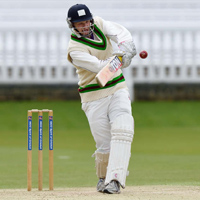 ollie wilkin batting for mcc