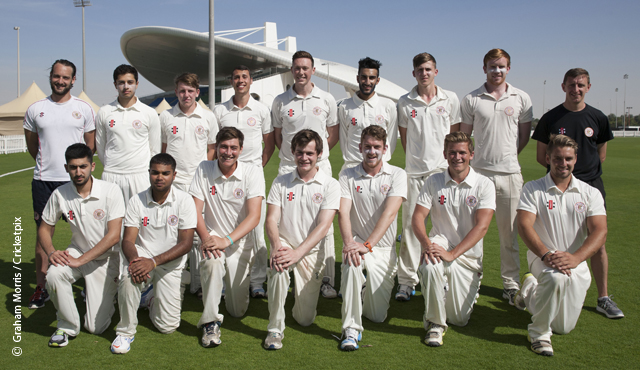 MCC Young Cricketers in Abu Dhabi